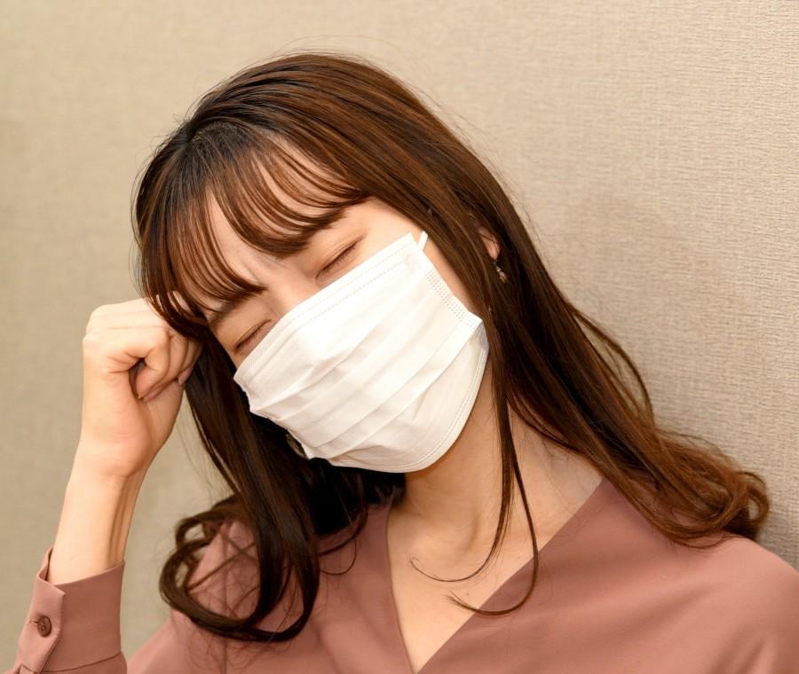 マスク酸欠で調子が悪いとき、酸素ボックスに入るべき
